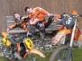 Team-Foto\'s machen 2011